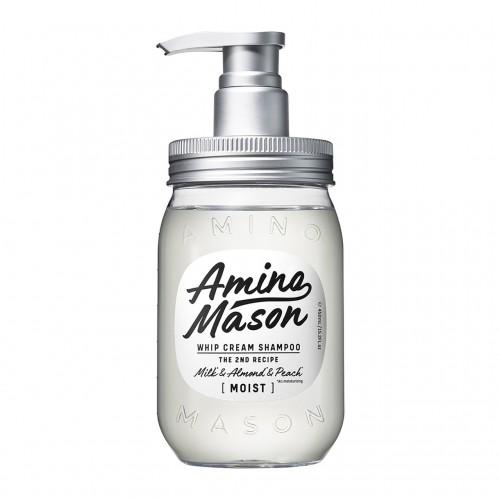 AMINO MASON阿蜜浓梅森氨基酸洗发水450mL