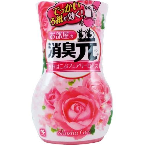 小林制药消臭元空气香氛剂400ml  玫瑰