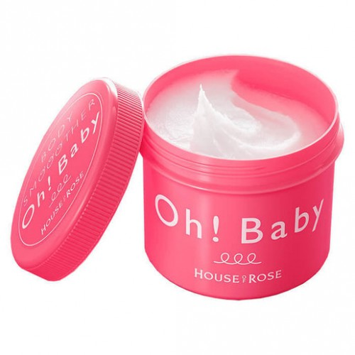 OH BABY HOUSE OF ROSE 身体用磨砂膏 570g