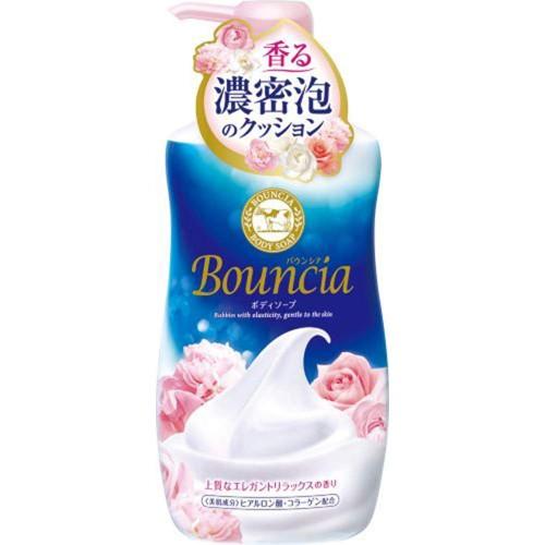 COW牛乳石碱  浓密泡沫沐浴露 优雅花香 550mL