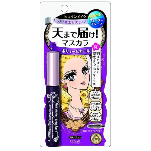 睫毛膏 养护